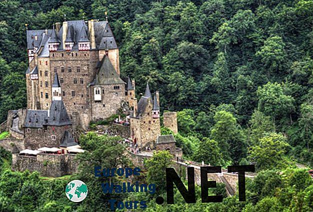 12 nádherných rozprávkových hradov po celom svete