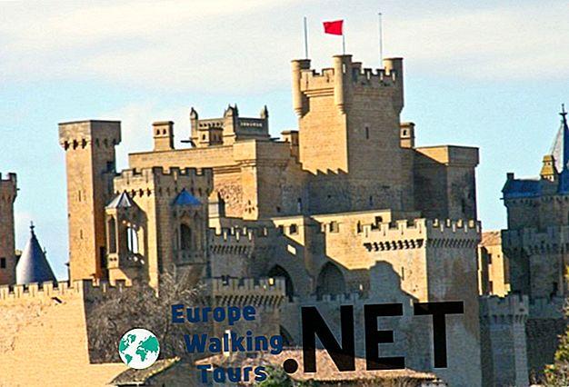10 най-красивите замъци в Испания