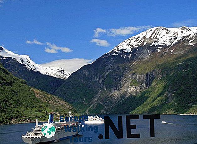 5 सबसे सुंदर नॉर्वेजियन फोजर