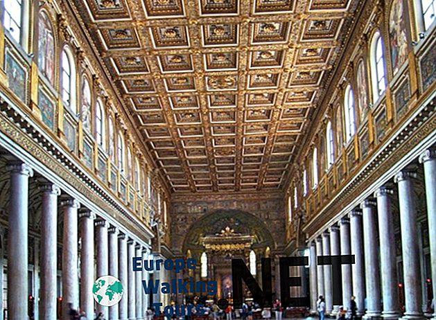 8 najlepših cerkva v Rimu