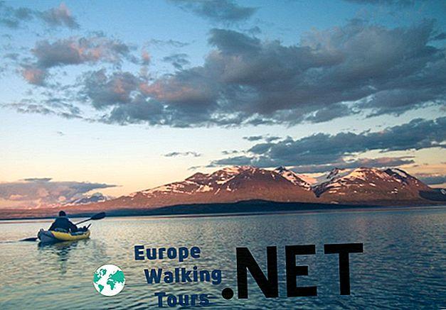10 hồ đẹp nhất ở Thụy Điển