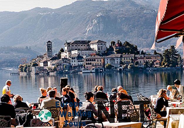 10 najljepših jezera u Italiji