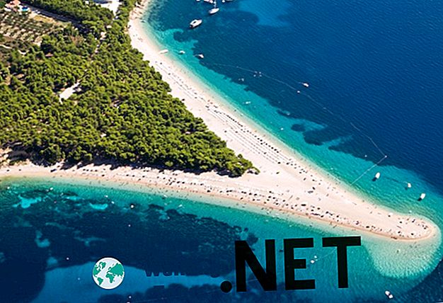 बोल में रत्नी रत्न - क्रोएशिया का सबसे खूबसूरत समुद्र तट
