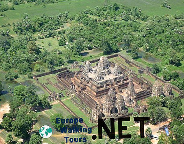 10 Магнифицент Ангкор Темплес